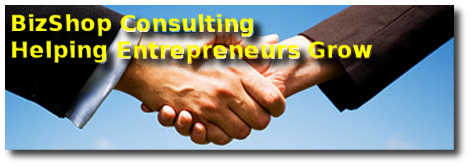 BizShop Consulting for Entrepreneurs and Small Business